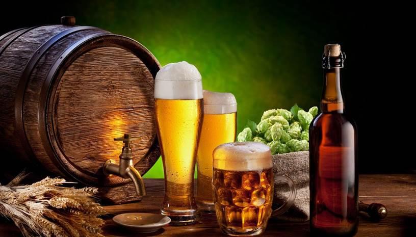 Resultado de imagen de cerveza artesana barril